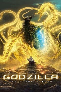 Godzilla: The Planet Eater